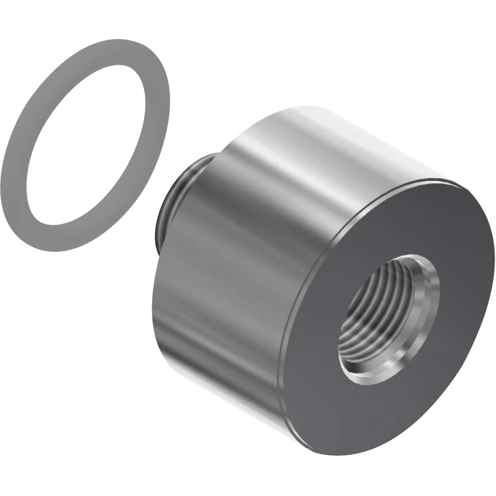 Extension adapter for F3E bib tap