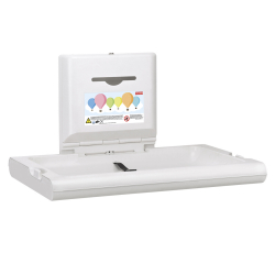 CAMBRINO horizontal baby changing table