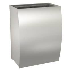 STRATOS Waste bin for wall mounting