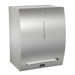 STRATOS Electronic paper towel dispenser for wall mounting