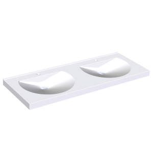 RONDA double washbasin