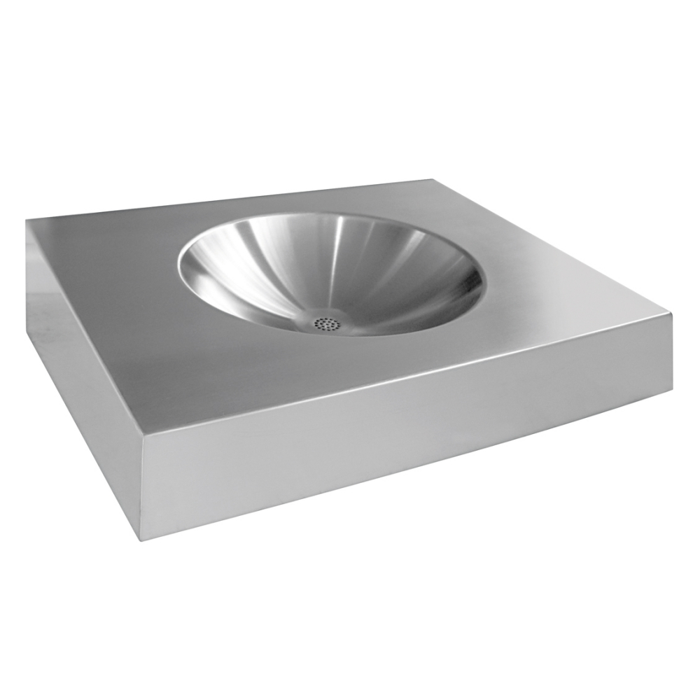 HEAVY-DUTY single washbasin