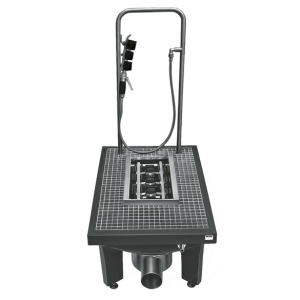 SIRIUS Boot-cleaning unit