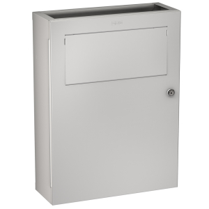RODAN hygiene waste bin for wall mounting