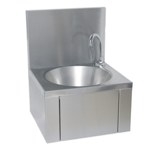 ANIMA hygienic washbasin