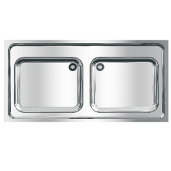 MAXIMA SET commercial sink and underframe