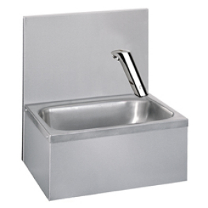 ANIMA Washbasin with knee actuation