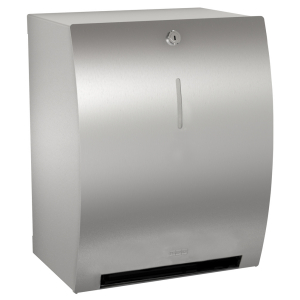 STRATOS paper towel dispenser for wall mounting