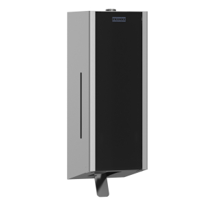 EXOS. foam soap dispenser for wall mounting
