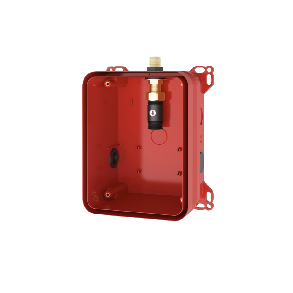 R3 Franke system box for in-wall taps