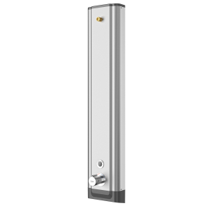 F5E Therm stainless steel shower panel