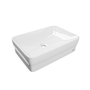 QUADROtop countertop basin