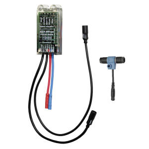 Electronic module for F5 urinal flush valve