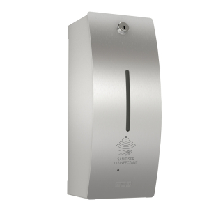 STRATOS electronic disinfectant dispenser for wall mounting