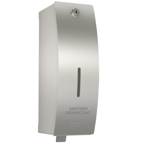 STRATOS disinfectant dispenser for wall mounting