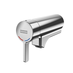 F5L-Therm single-lever thermostatic mixer for tap unit or wall flange