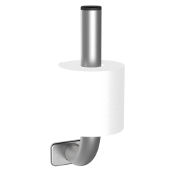 Spare toilet roll holder