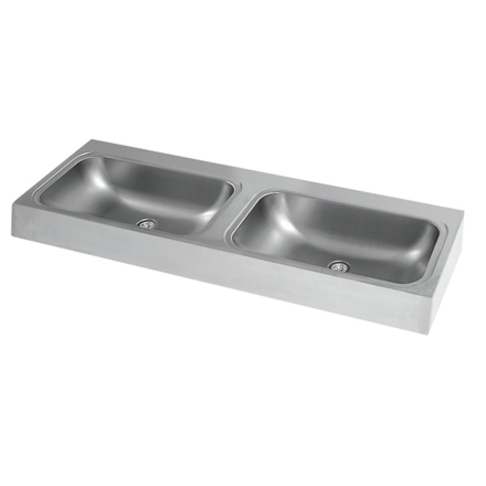 ANIMA Multiple washbasin, 2 washbasins