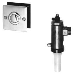 AQUALINE WC flushing valve