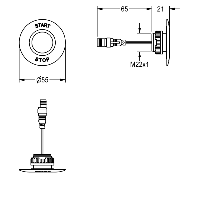 Piezo Switch