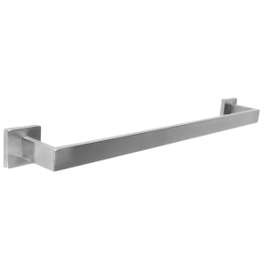 CUBUS Single towel rail for wall mounting