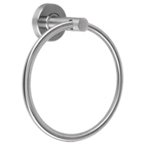 MEDIUS Towel ring for wall mounting