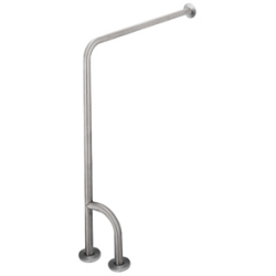 CONTINA (Wall-mounted) handrail and side bar