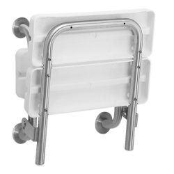 CONTINA foldable shower seat