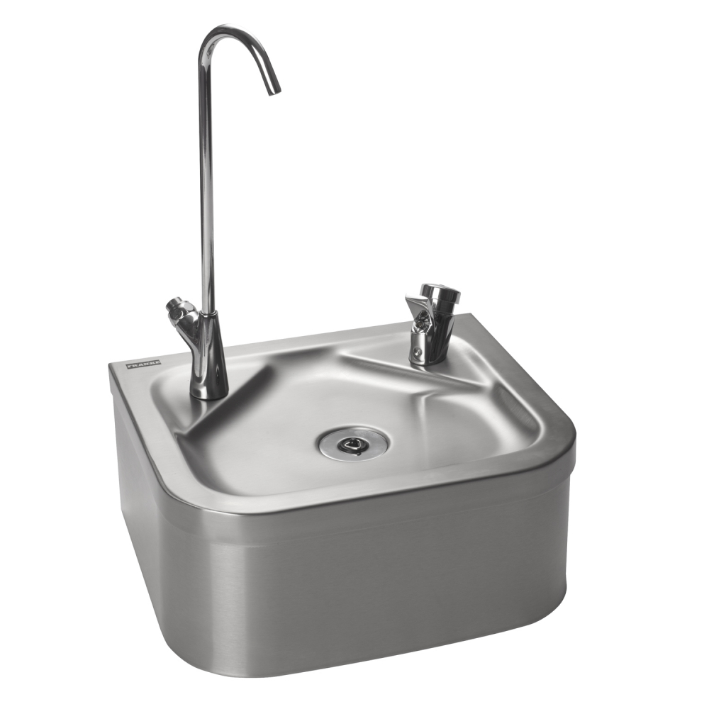 Centinel wall hung drinking fountain