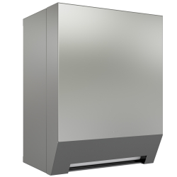 RODAN Manual paper towel dispenser for wall mounting