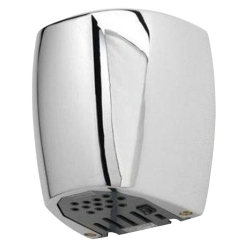 Hand Dryer Polished Chrome