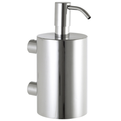 Soap dispenser for wall mounting