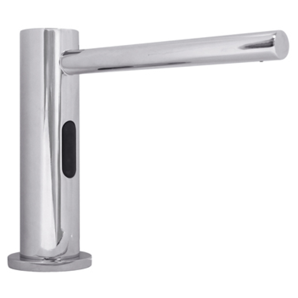 Pillar Soap Dispenser Chrome