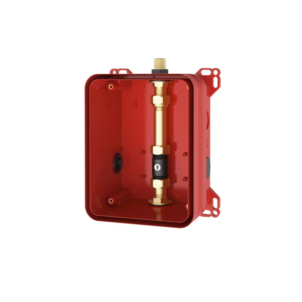 R3 Franke system box for in-wall valves