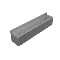 FRK401086 Washtrough 2.1m, high security