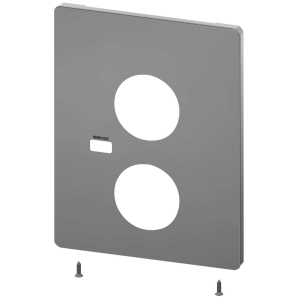 Cover plate stainless steel