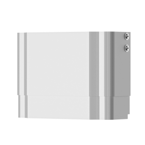 Housing extension for F5 shower panels made of MIRANIT