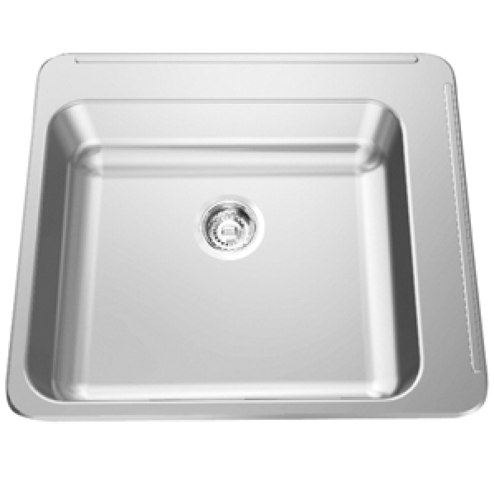 Classroom sink - Back & right faucet ledges
