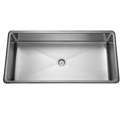 Type 316 laboratory - Art room sink, single bowl