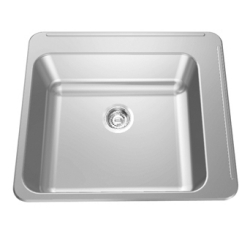 LBRS7008P-1 Back & right faucet ledges