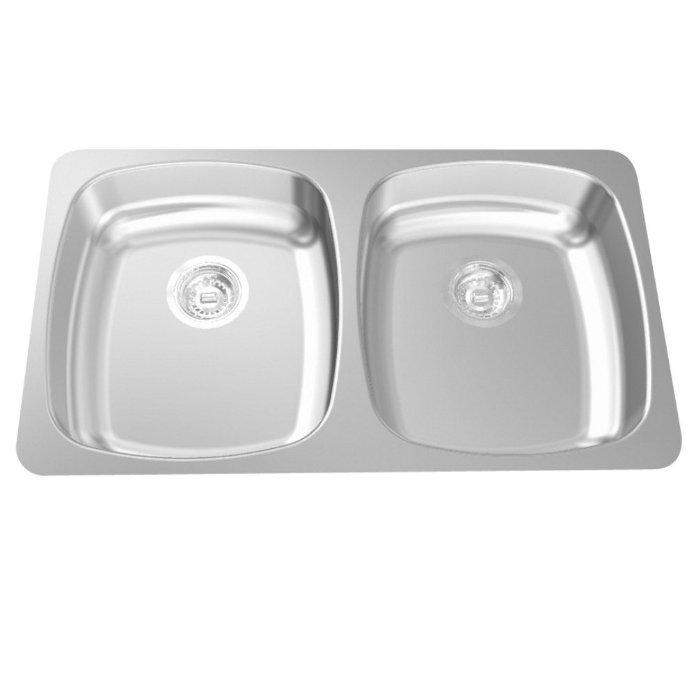 Undermount sink - Double bowl