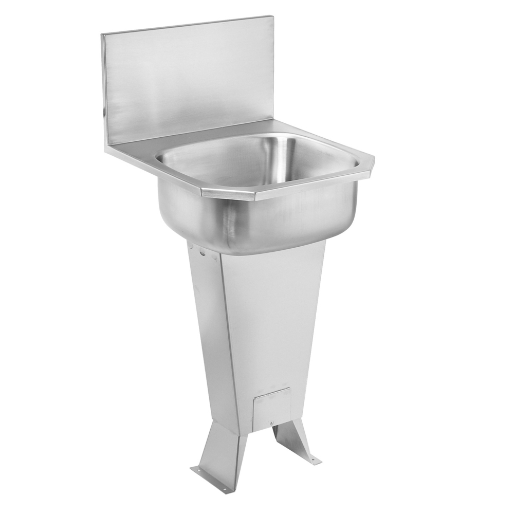Hand wash basin - Free Standing Model,18 gauge