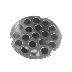 "100-1/302 1 1/2"" perforated grid waste assembly"