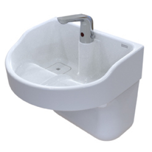 AHWSS1720W-T Nightingale Sink and Faucet
